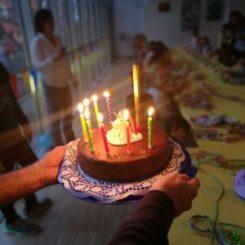 Soooo lecker Torten... liebevoll gebacken von den Eltern oder Großeltern